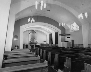 SHMC interior 1960s